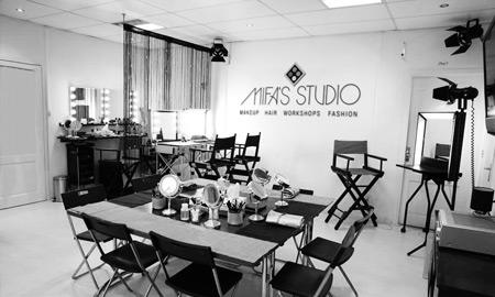 Mifa S Studio Amsterdam Beauty, Makeup Studio Furniture